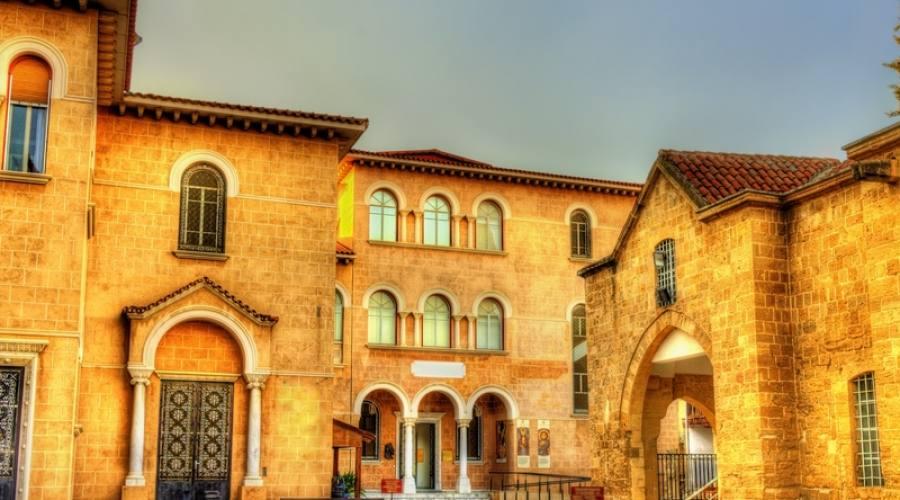 Museo bizantino a Nicosia