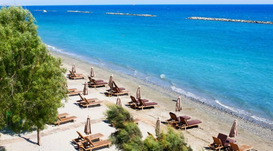 spiaggia di Limassol