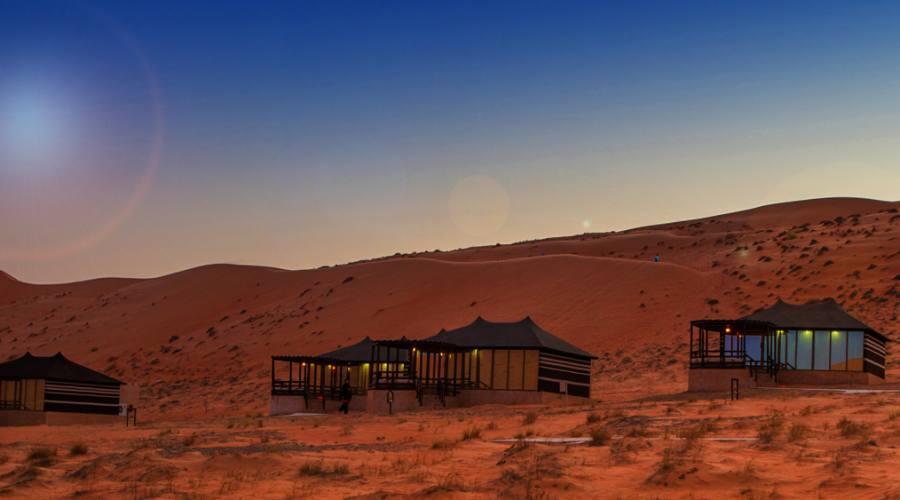 Il Deserto di Wahiba Sands