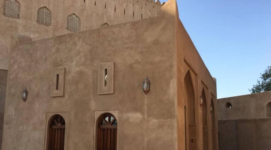 Il Castello di Jabrin