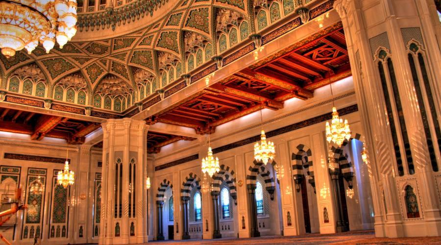Moschea di Muscat, Sultanato dell'Oman