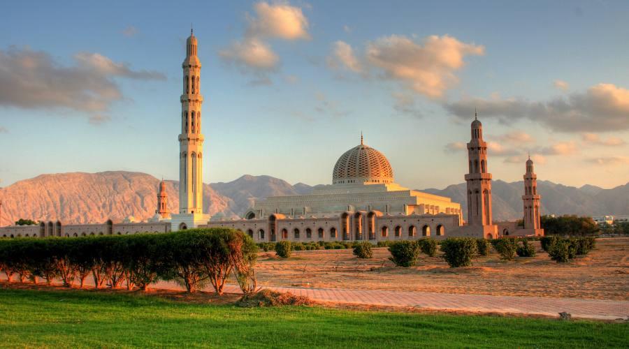 La Moschea di Muscat