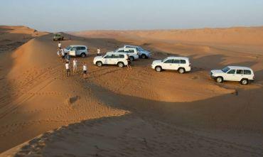 Ahlan Wa Sahlan...le Dune Rosse del Sultanato in tour con guida in italiano!