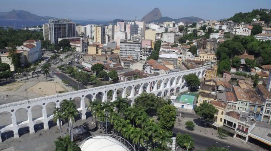 Gran Tour: Rio - Arcos de Lapa
