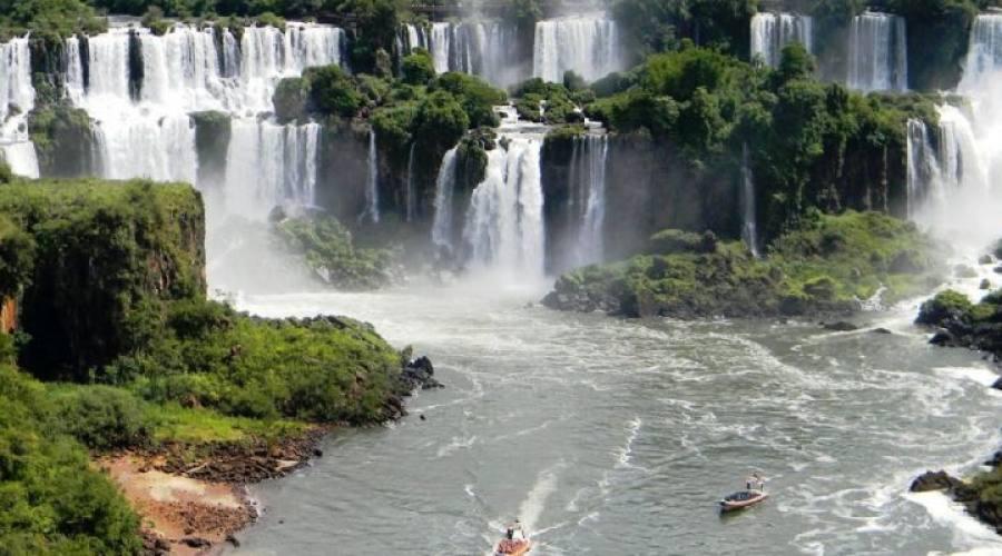Gran Tour: Cascate di Iguacu