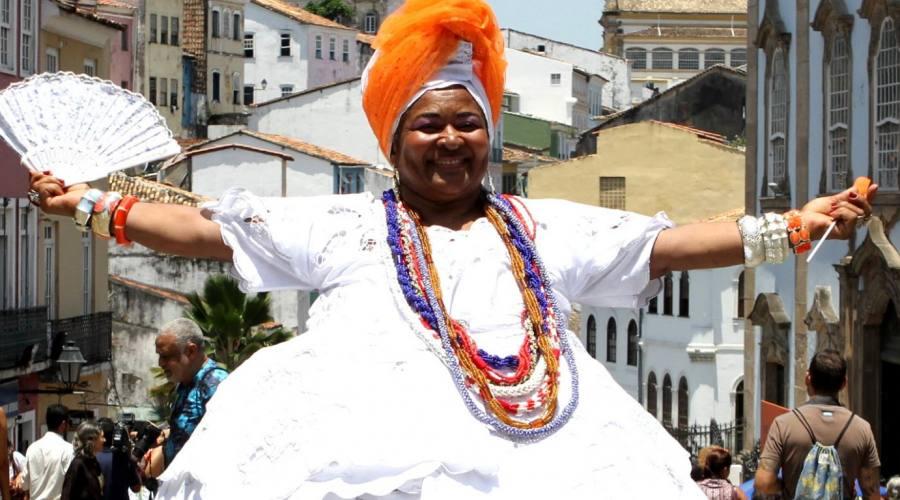 Gran Tour: Salvador - tipica bahiana