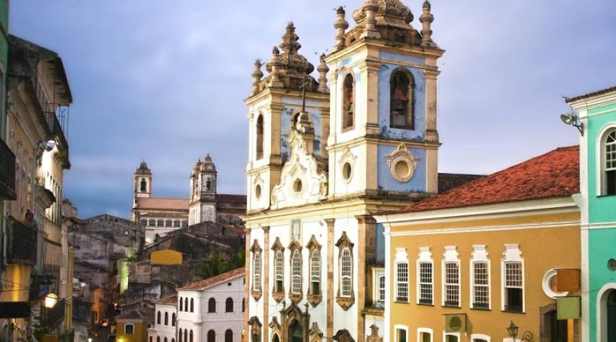 Gran Tour: Salvador