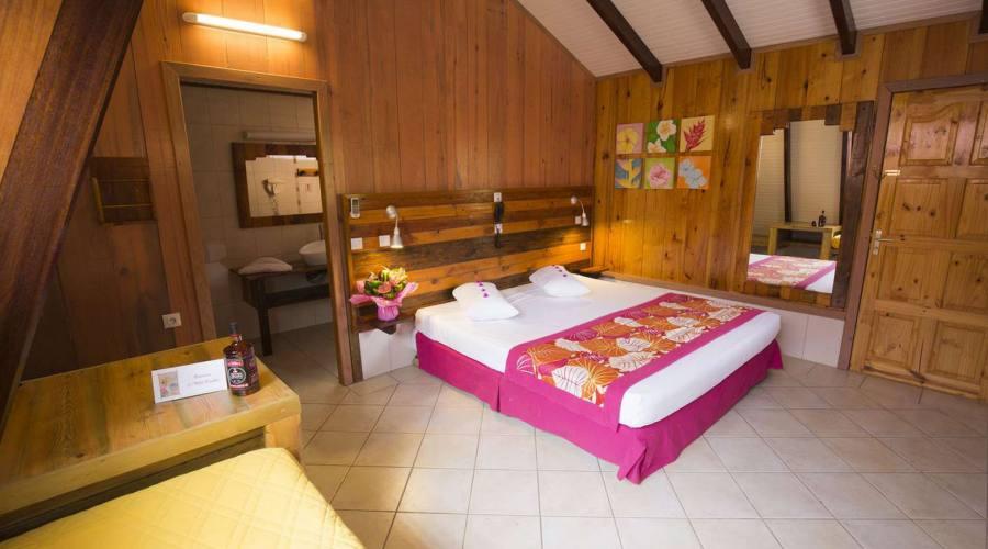 Hotel Bambou Martinica - la camera