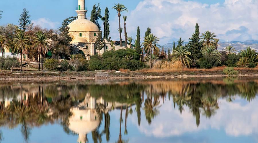 Moschea Hala Sultan Tekke - Larnaca