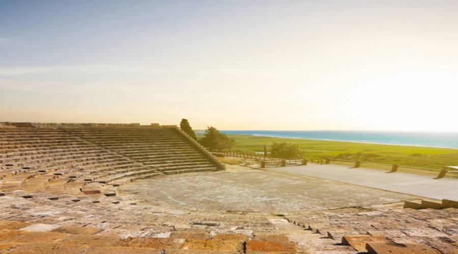Anfiteatro di Kourion