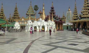 Tour classico: La Pagoda d'Oro