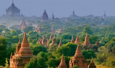 Tour di gruppo: Burma in navigazione