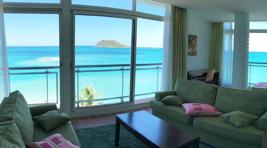 Vista mare della Suite