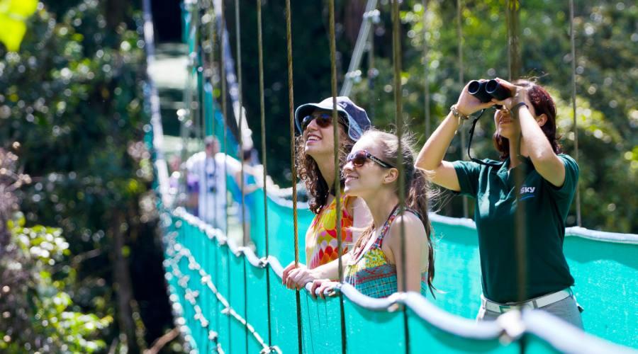 Sky Walk - Riserva di Monteverde