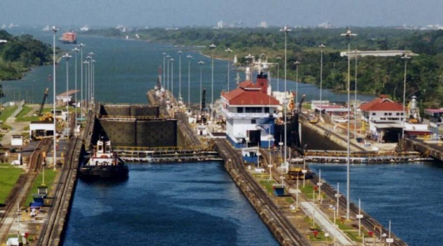 Panama City - Chiuse di Miraflores