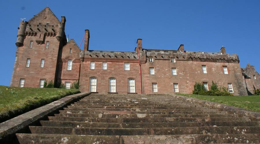 Isola Arran Castello di Brodick