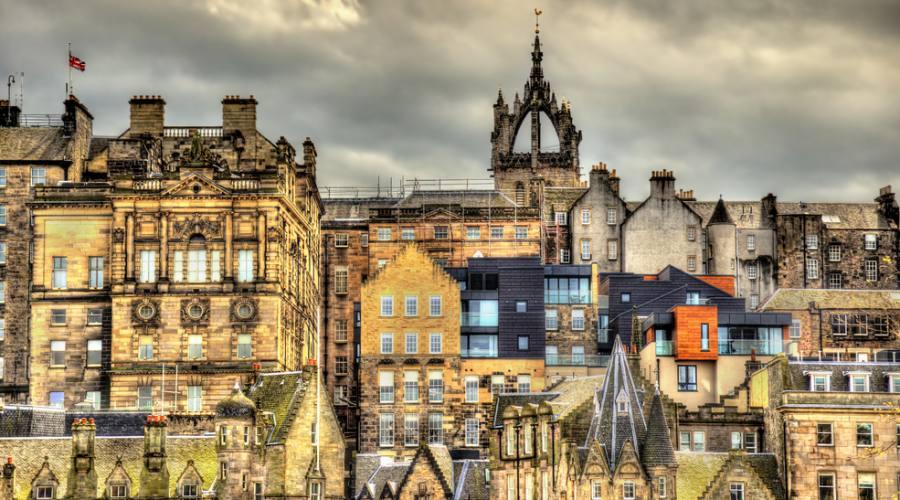 Edimburgo centro città
