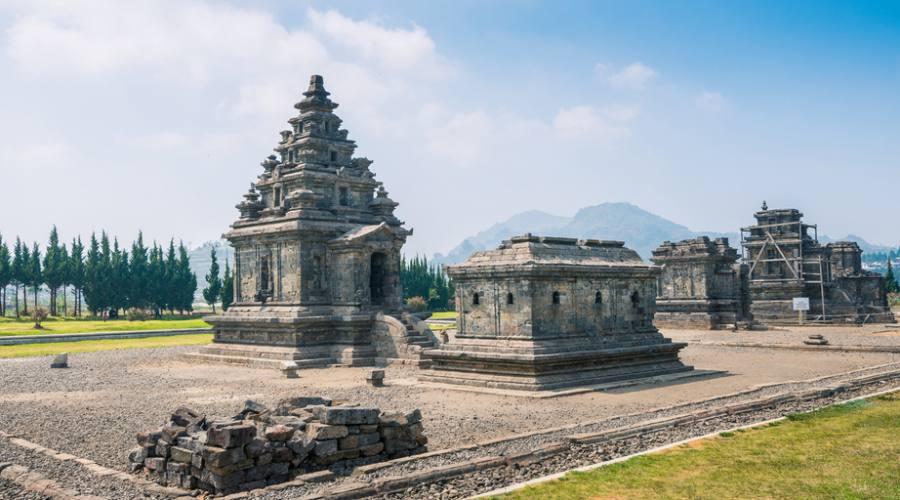Dieng Plateau - Arjuna Temple