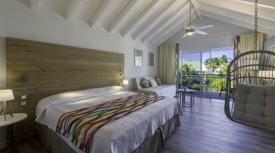 Hotel La Playa Orient Bay - una delle camere