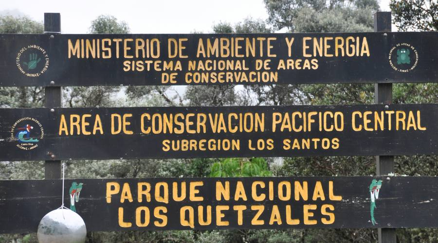 Parco nazionale Los Quetzales
