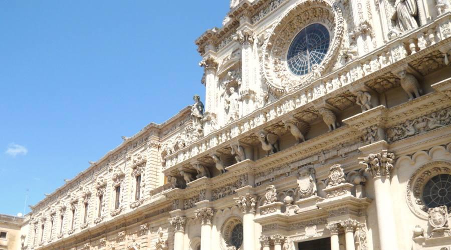 Lecce La Basilica