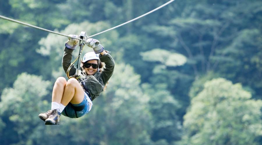 Sky Trek- Riserva di Monteverde