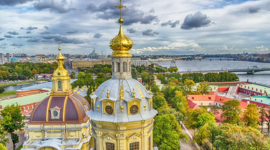 San Pietroburgo - La Venezia del Nord