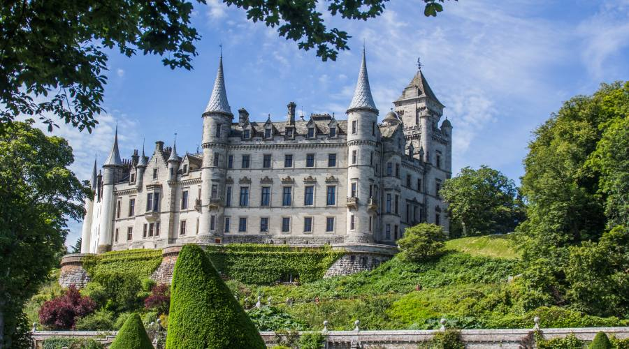 castello Dunrobin