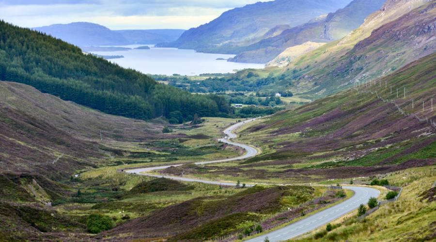 Gairloch Loch Maree