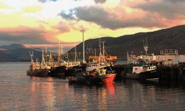 I paesaggi del nord scozzese