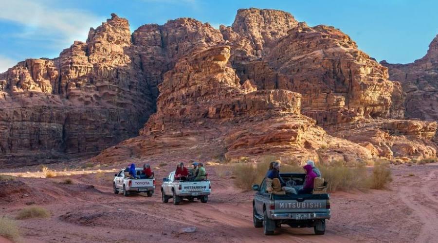 deserto Wadi Rum (escursione in jeep)