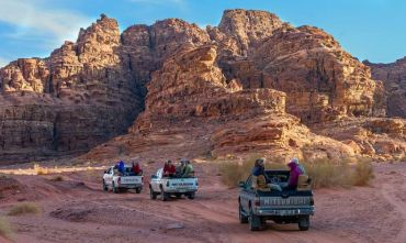 Minitour con Petra e Wadi Rum - 5 giorni con partenza il martedì da Roma, Milano e altre città