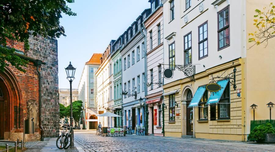 Berlino, in centro