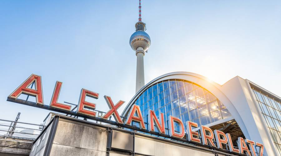 Berlino, Alexander Platz