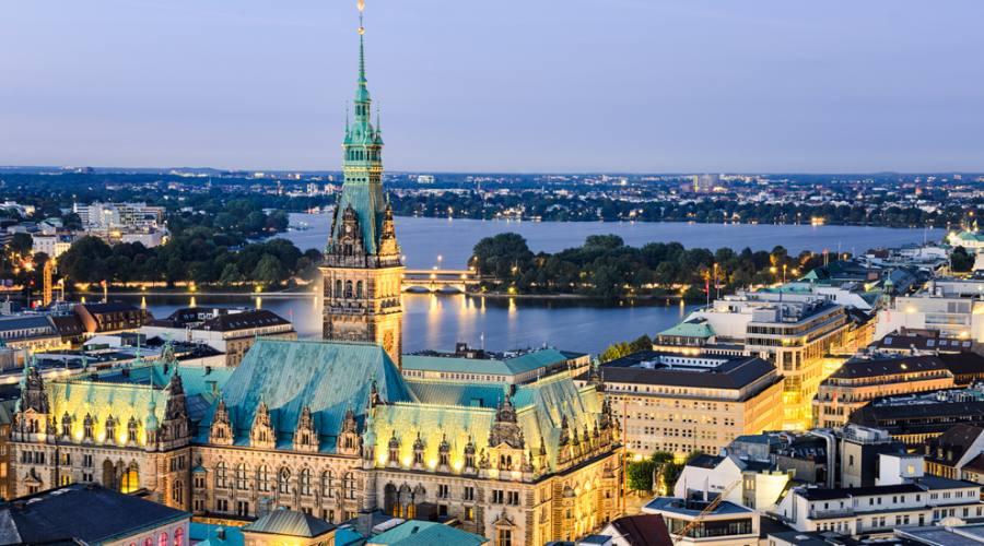 Amburgo, panoramica