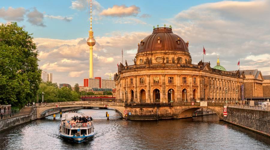 Berlino, l'isola dei Musei