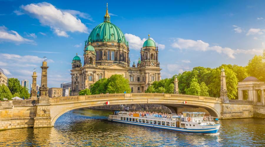 Berlino, la Cattedrale