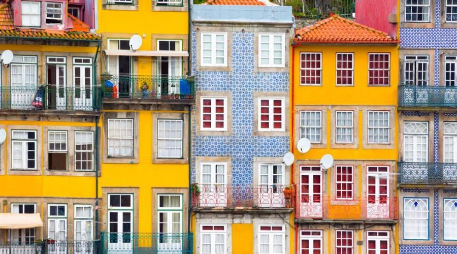 Porto, la città vecchia di Ribeira