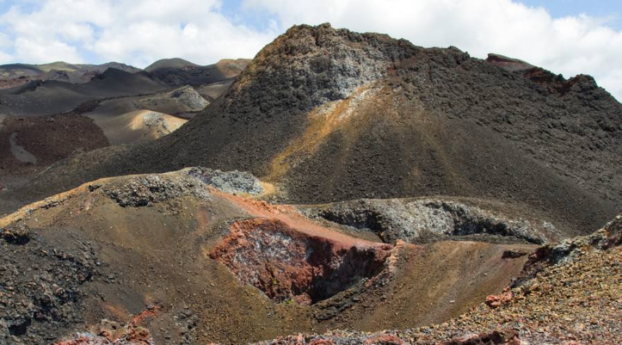 Vulcano Chico, Isabela