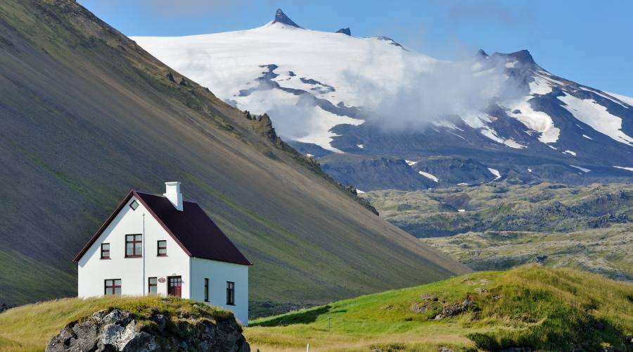 Arnastapi, Penisola di Snæfellsnes