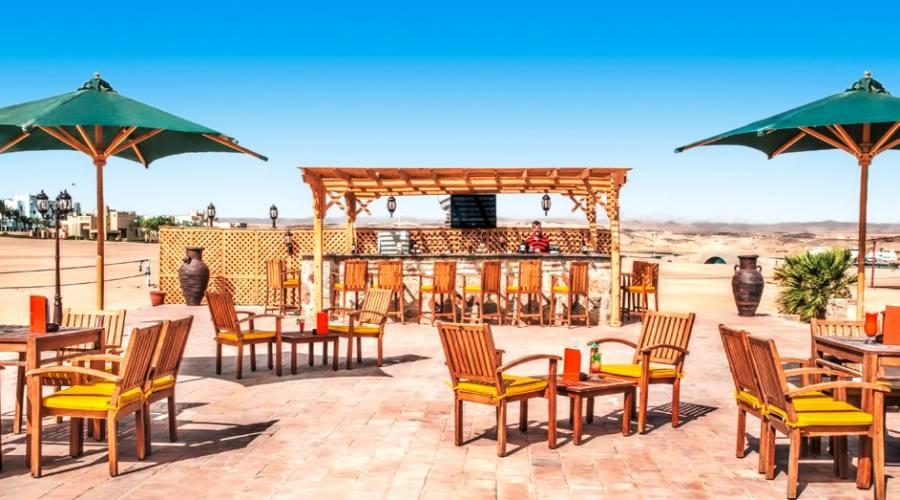 Bar con vista sulla Marina
