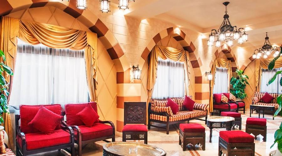 Lobby Marina View Hotel