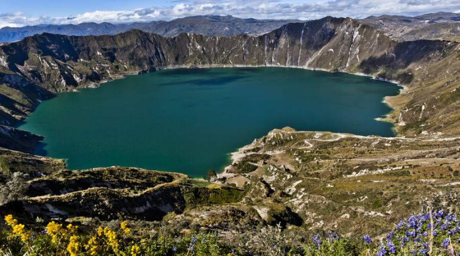 Cratere Quilotoa