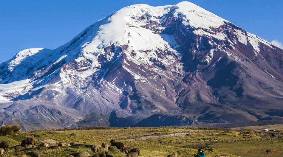 Vulcano Chimborazo