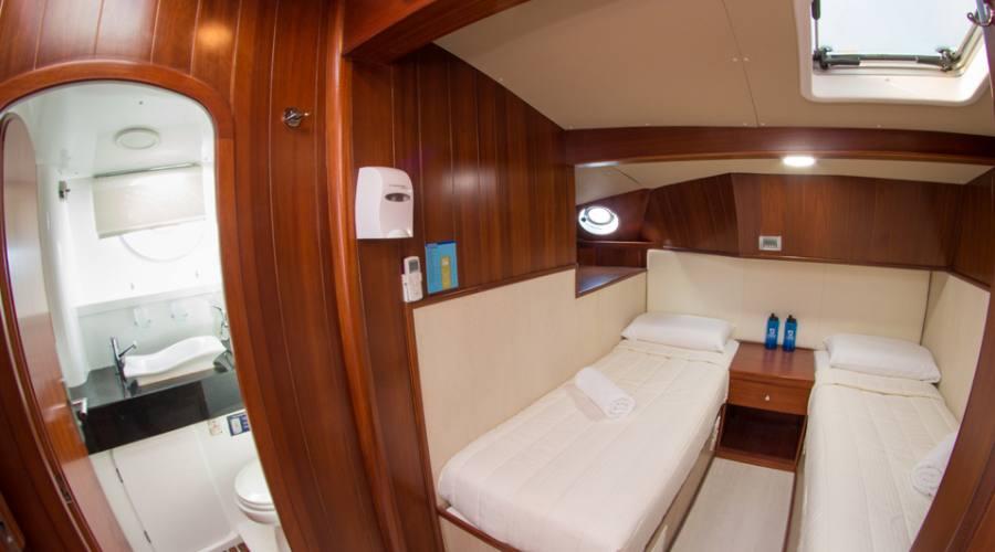 Una seconda cabina doppia