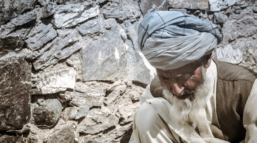 anziano tajiko