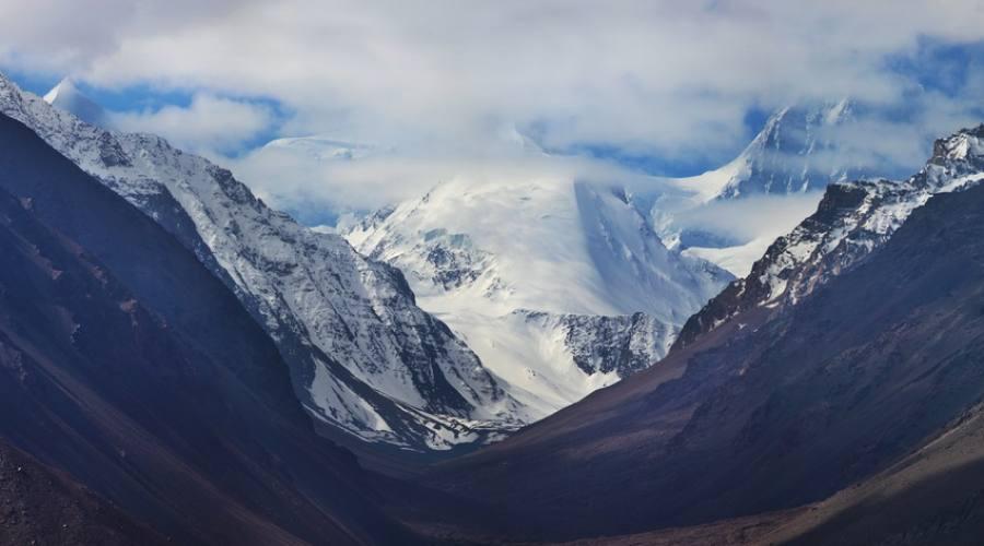 ghiacciai eterni