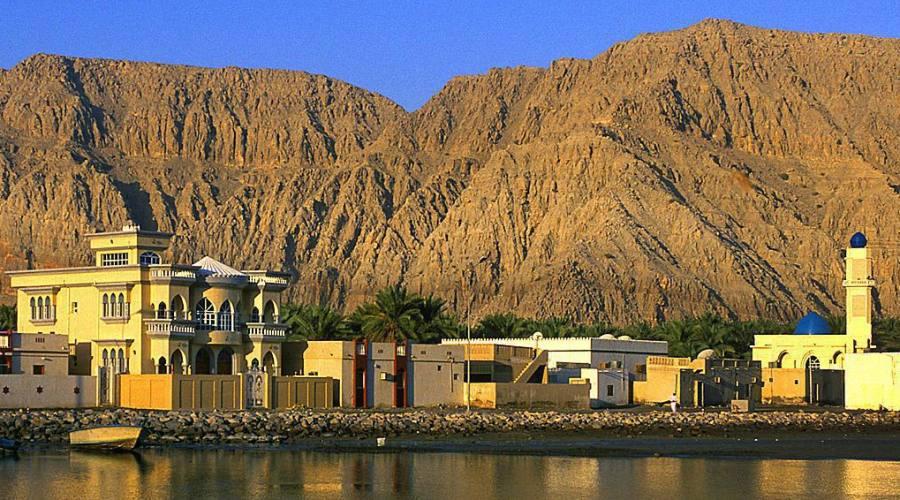 Khasab -la città