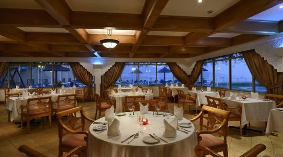 Atana resort- Sala da pranzo