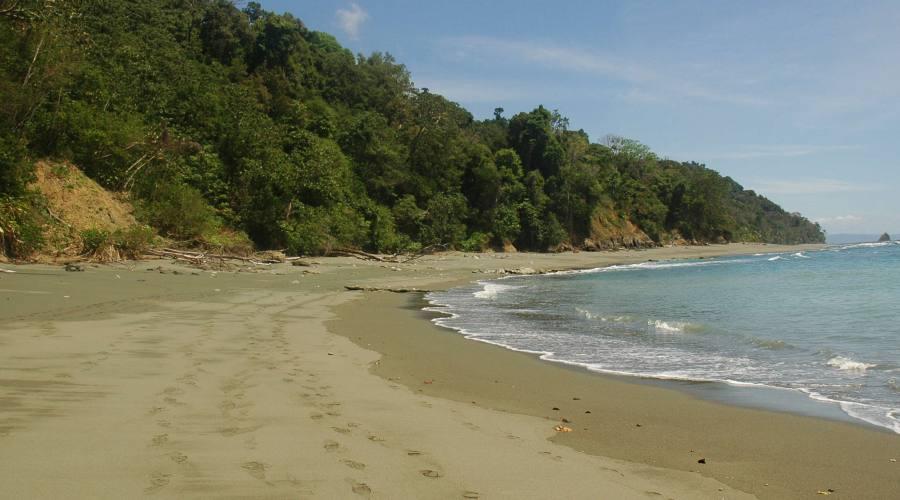 Spiaggia del Corcovado